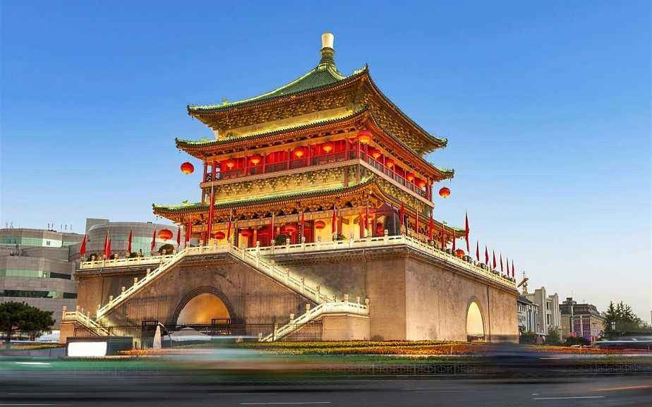Best Cities to Teach English in China - Xi'an