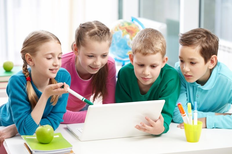 Teach children-Teacher Record