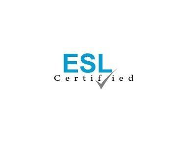 ESL Certified